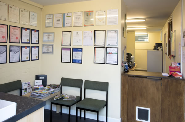 Awards and Accreditations for Clarks Auto Service