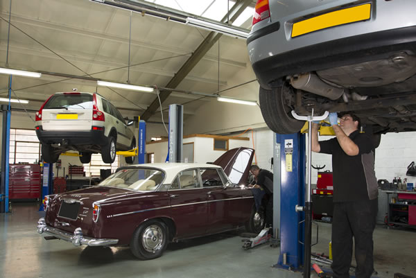 Classic Car Servicing and Repairs